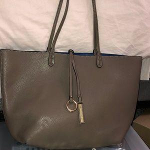 Handbags - Reversible Leather Tote